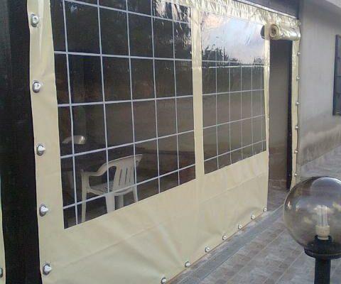 2TeloPVCFinestrato veranda