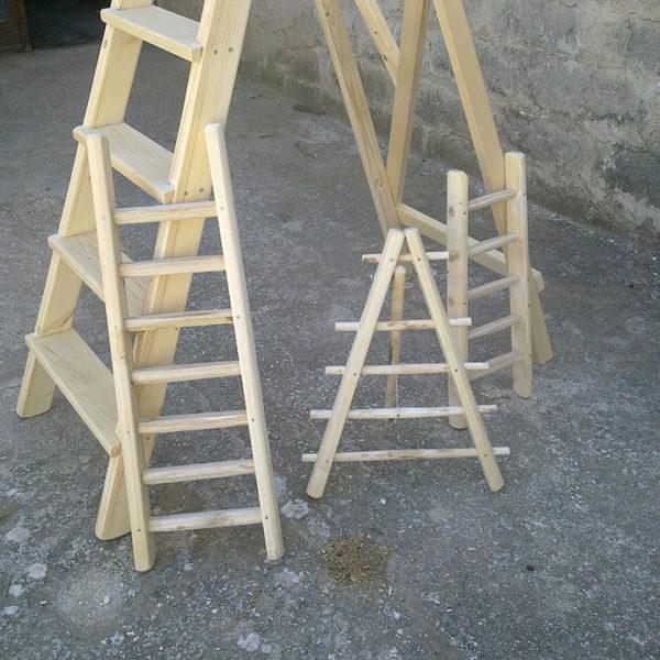 Scale per soppalco archivi scale in legno produzione e for Mini arredo bisceglie